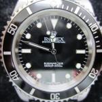 ロレックス サブマリーナ Ref、14060M 買取りました。広島市時計買取り店。