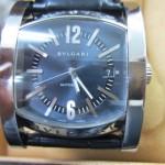 ブルガリ アショーマ AT時計買取りました。
