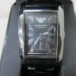 アルマーニ・セラミカ(腕時計)買取りしました。
